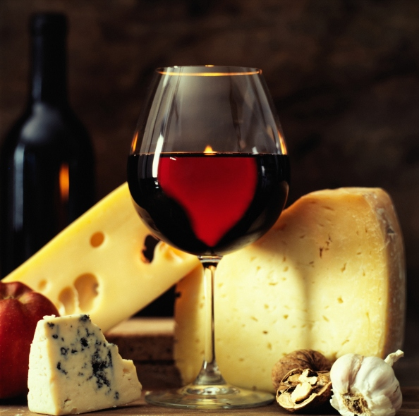 wine and cheese maker