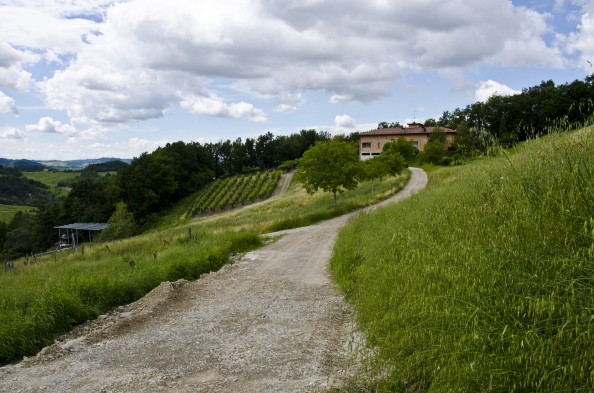 Province of Modena - Road To An Italian Farmer Household