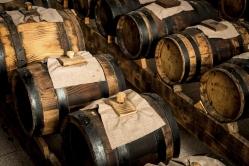 Barrels Modena Balsamic Vinegar