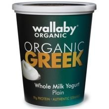 Wallaby Organic Yogurt
